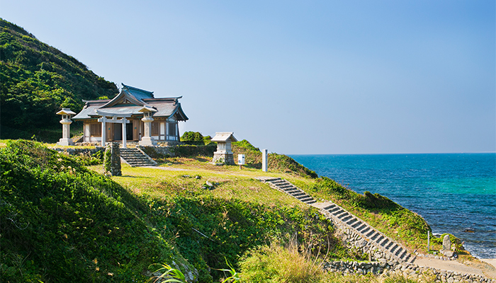 Okinoshima: This Japanese Island is Off-limits for Women- SheThePeople TV