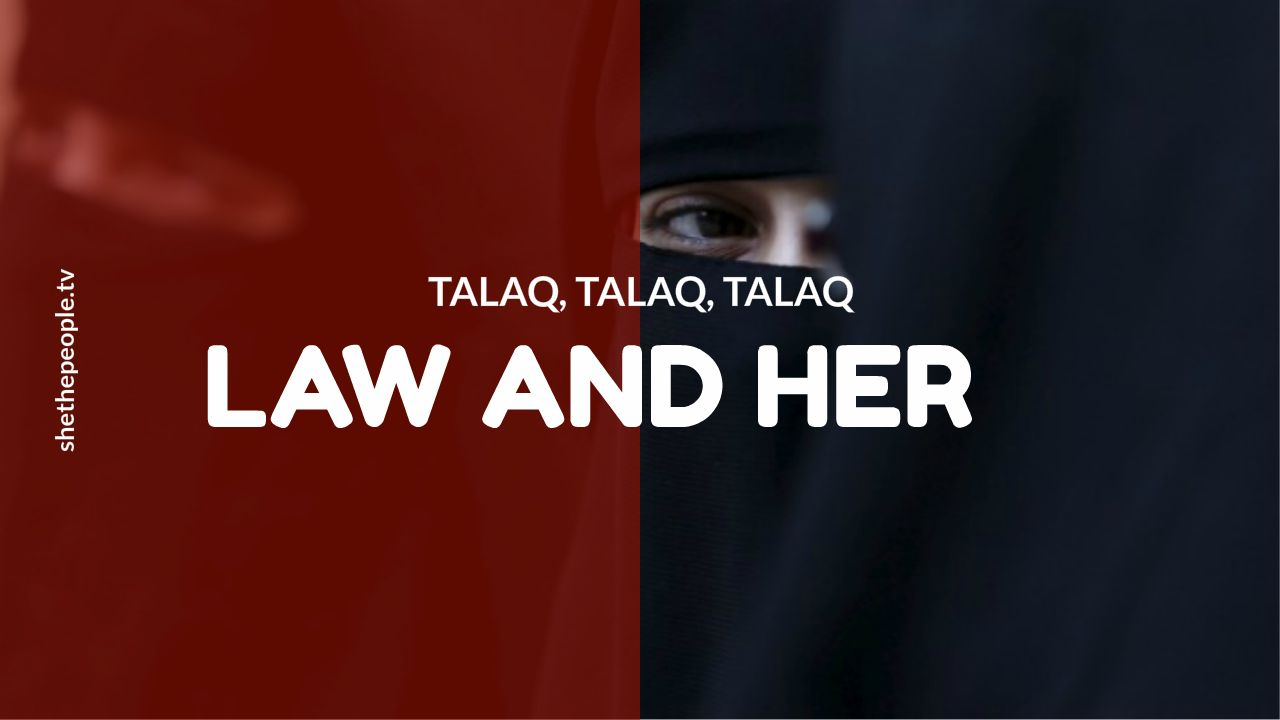 AIMPLB protest triple talaq bill