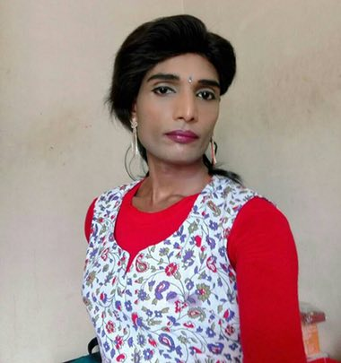Vincy, a new trans women employee