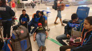 Indian Shooters harrased At Airport While Returning From Grand Prix