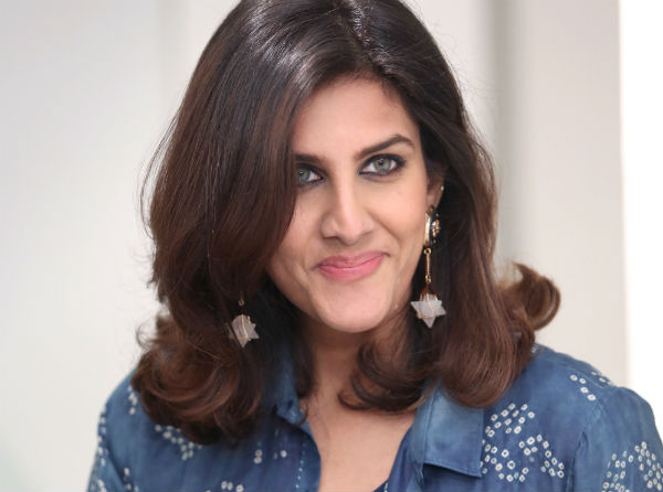 Ambika Anand, TV anchor and Editor at NDTV Good Times (1)