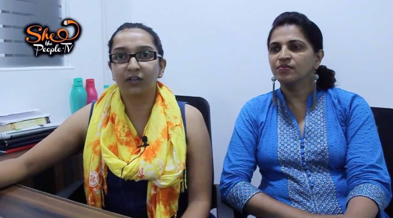Vasudha and Seema, Founders of Belakoo in Bangalore