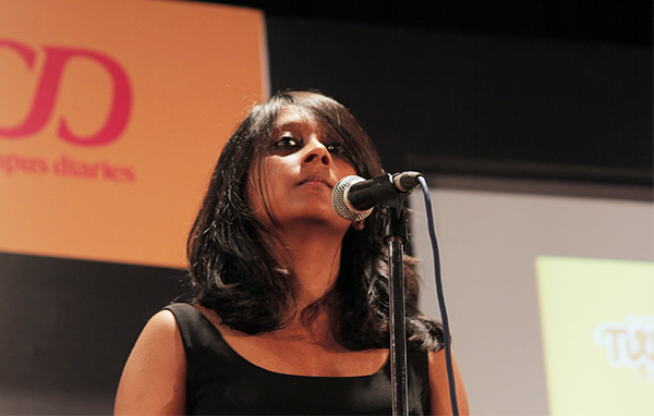 Nandini Verma - spoken word poet in India