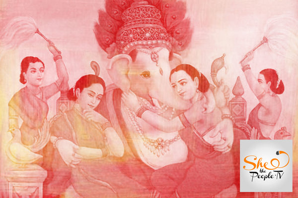 ganesha-&-the-less-known-stories-of-the-women-significant-in-his-life