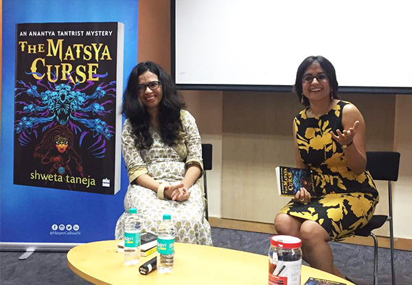 Shweta Taneja Talking About The Matsya Curse