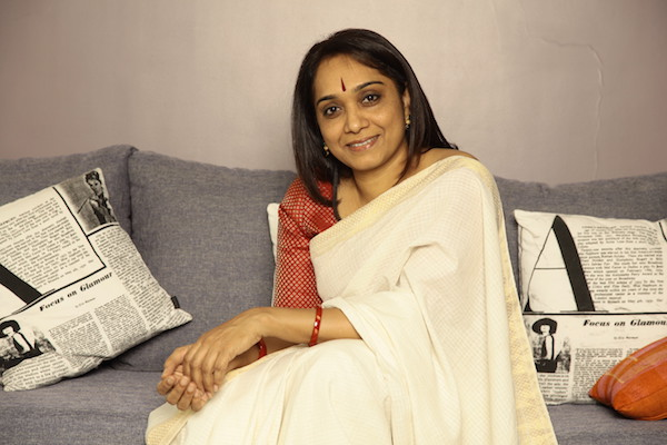 Sudha Menon Author