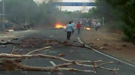 Clashes in Mandsaur