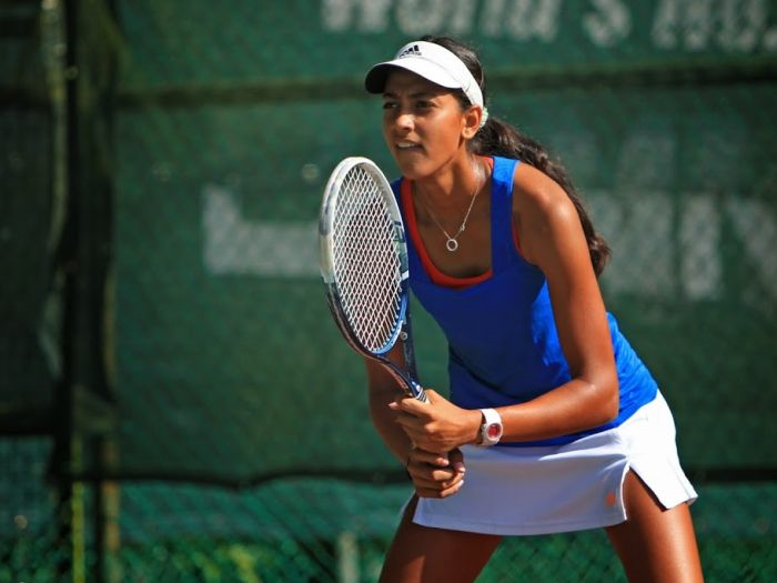 Karman Kaur Thandi top 200 rankings