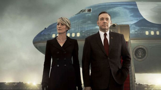 Robin Wright Frank Underwood