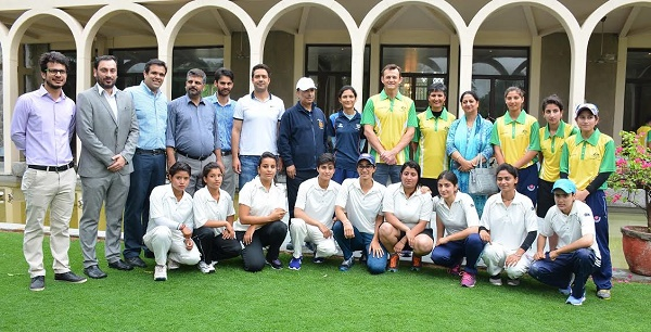 Kashmir Women's cricket Team