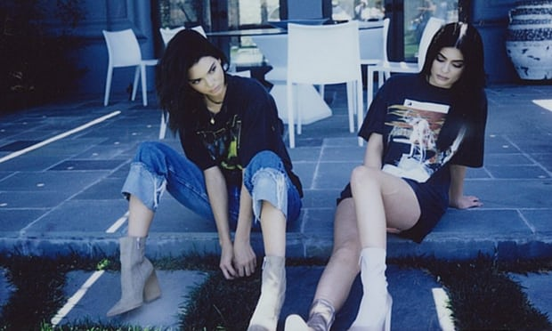 Kendal and Kylie Jenner