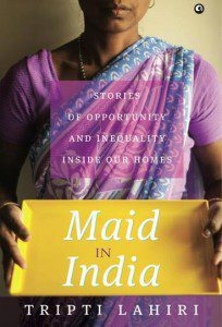 Maid In India Book Cover