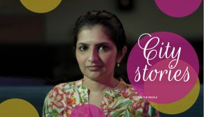 Shivani Shah The City Story