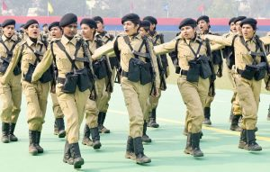 Women Account 6 Percent Police