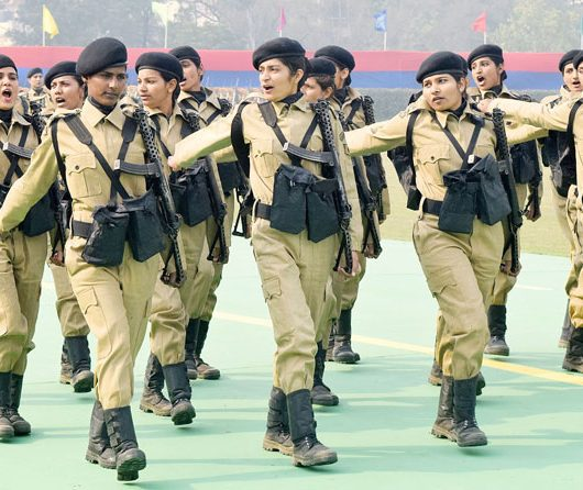 Women in Parakram Unit