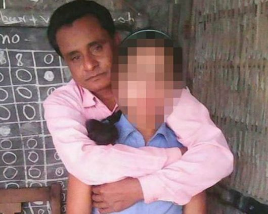 Assam teacher posts intimate photos with students