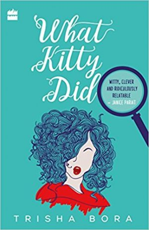 What Kitty Did Book Cover