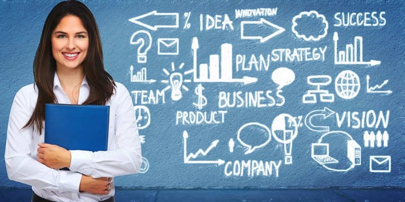 Women in Small Business in India