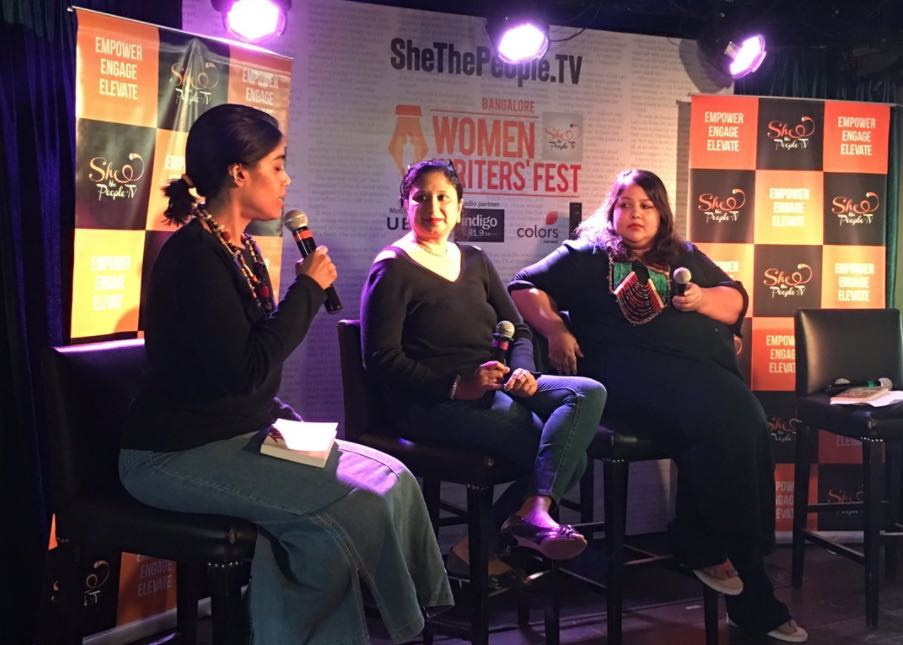 Women Writers Fest Bangalore Humour