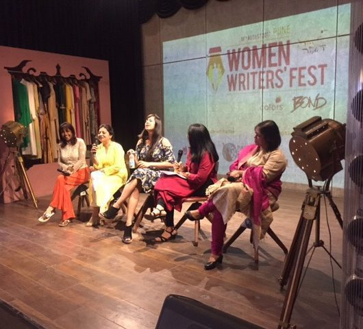 Women Writers' Festival inclusive platform