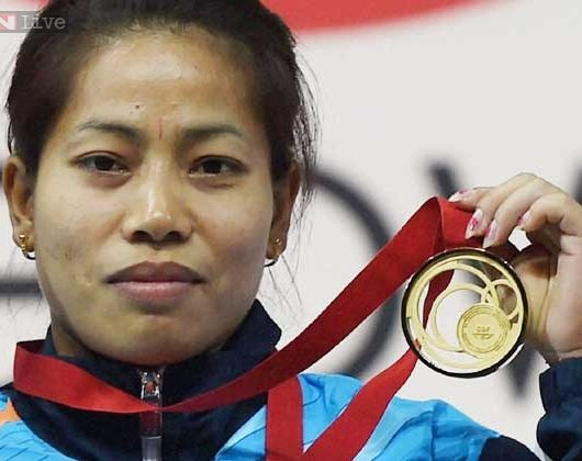 Sanjita Chanu Cleared Doping Charge