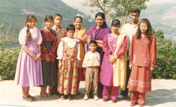 Tulsi Parihar, SOS Children's Villages