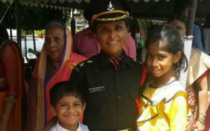 Lt Swati Mahadik two years