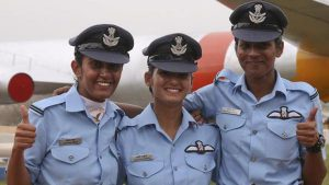 IAF women pilots, Rafale Fleet First Woman Fighter Pilot