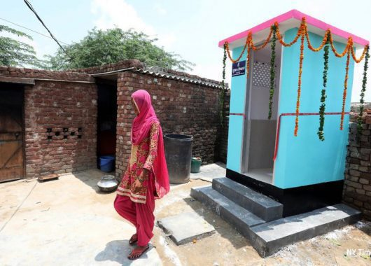 India Toilet for Women by NYT