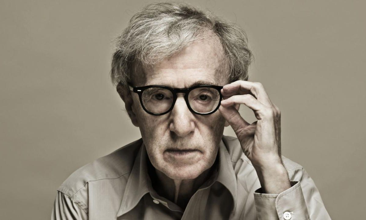 Poster Boy #MeToo Woody Allen