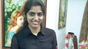 Archana Sasi - topper of AIIMS PG entrance exam