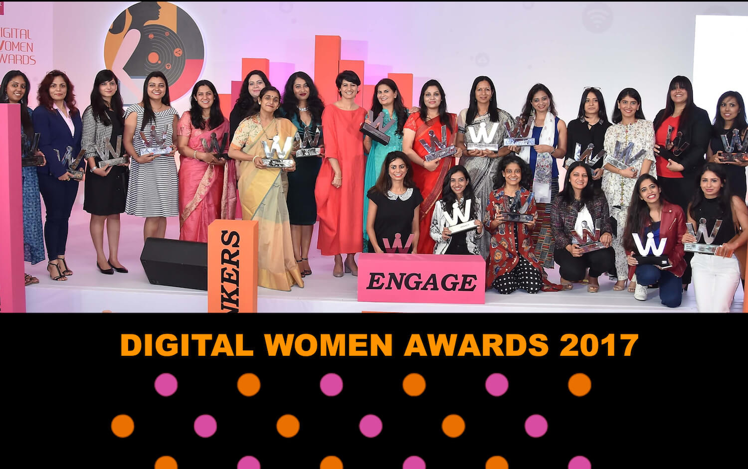 Digital Women Awards 2017