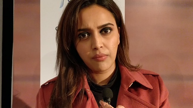 girls face judgement swara bhasker