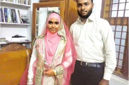 Hadiya remain Muslim