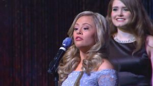 Down's Syndrome in pageant