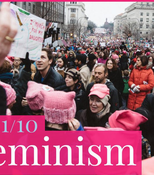Feminism Word of the year