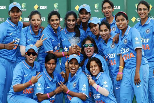 rare facts Indian women cricketers