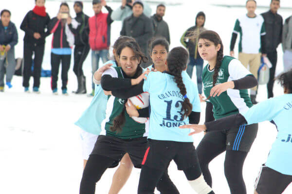 Jammu and Kashmir Women's Rugby Team