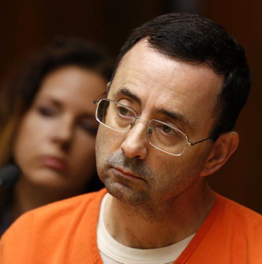 Larry Nassar sentenced