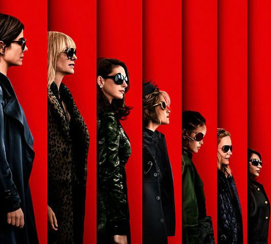 all-female Ocean's 8