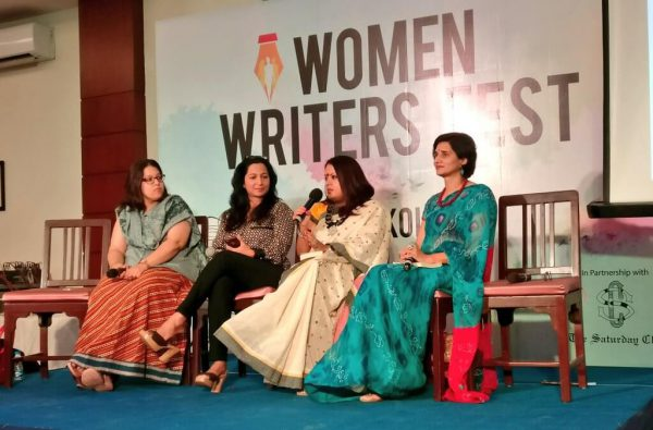 Women Writer's Festival Kolkata Panel 4