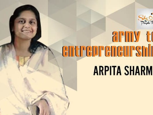 Arpita Sharma - Founder of Twigs India