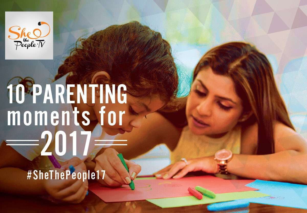 Parenting Moments 2017