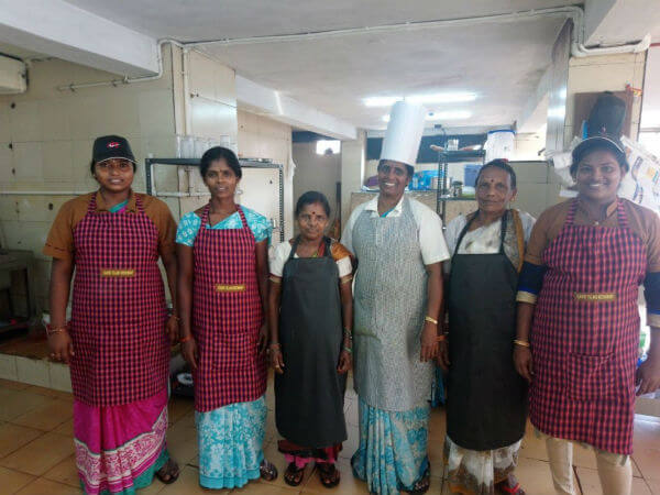 Udupi All-women restaurant 3