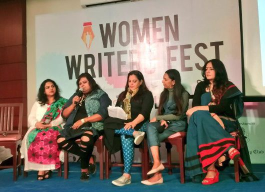 need women writers festival