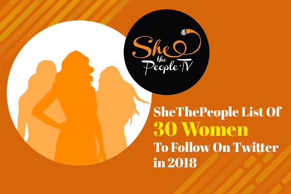 30 Women to follow on twitter