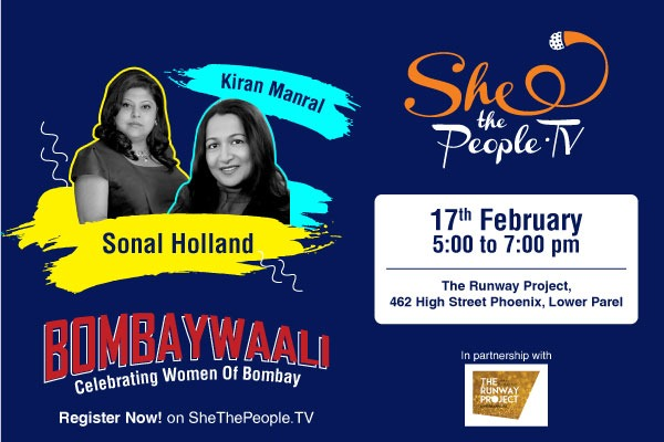 Bomabywaali with Sonal Holland & Kiran Manral