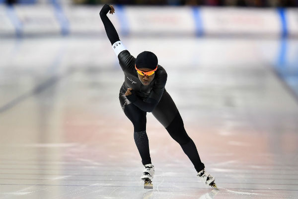 Meet the First Black Woman to Qualify For the US Olympic Long-Track Speed Skating Team
