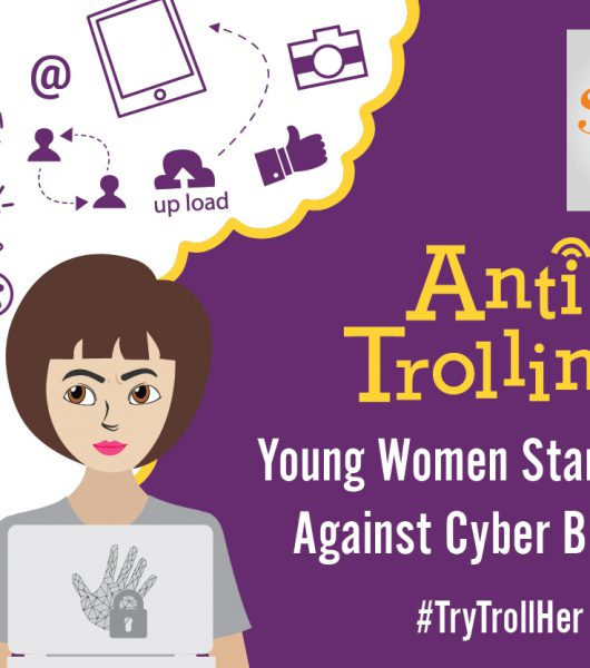 Young Women Take On Cyber Bullying, Trolls