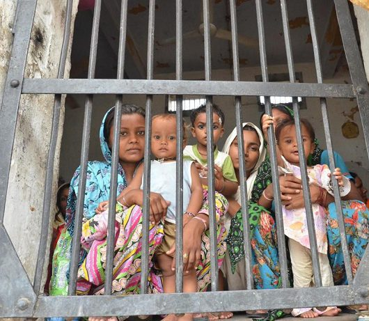 NCRB Reveals 1600 Children Jails